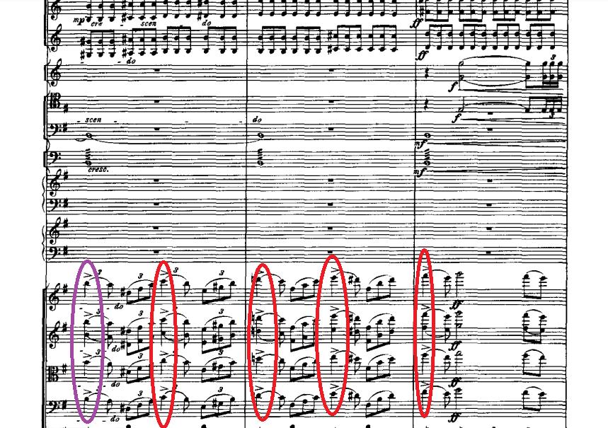 パ・ド・ドゥの倚音の例4