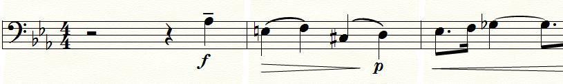 序奏の主要動機