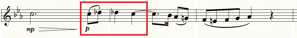 序奏の動機