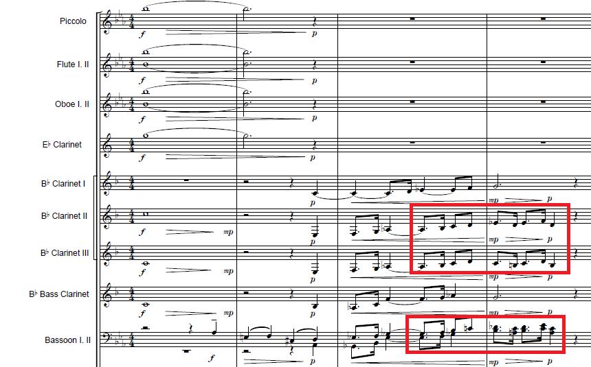 序奏に出てくる第一主題の動機