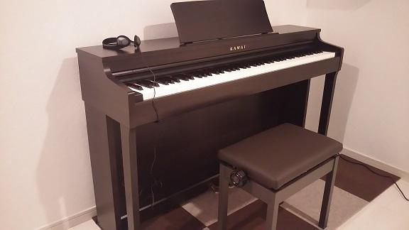 電子ピアノ KAWAI CN29