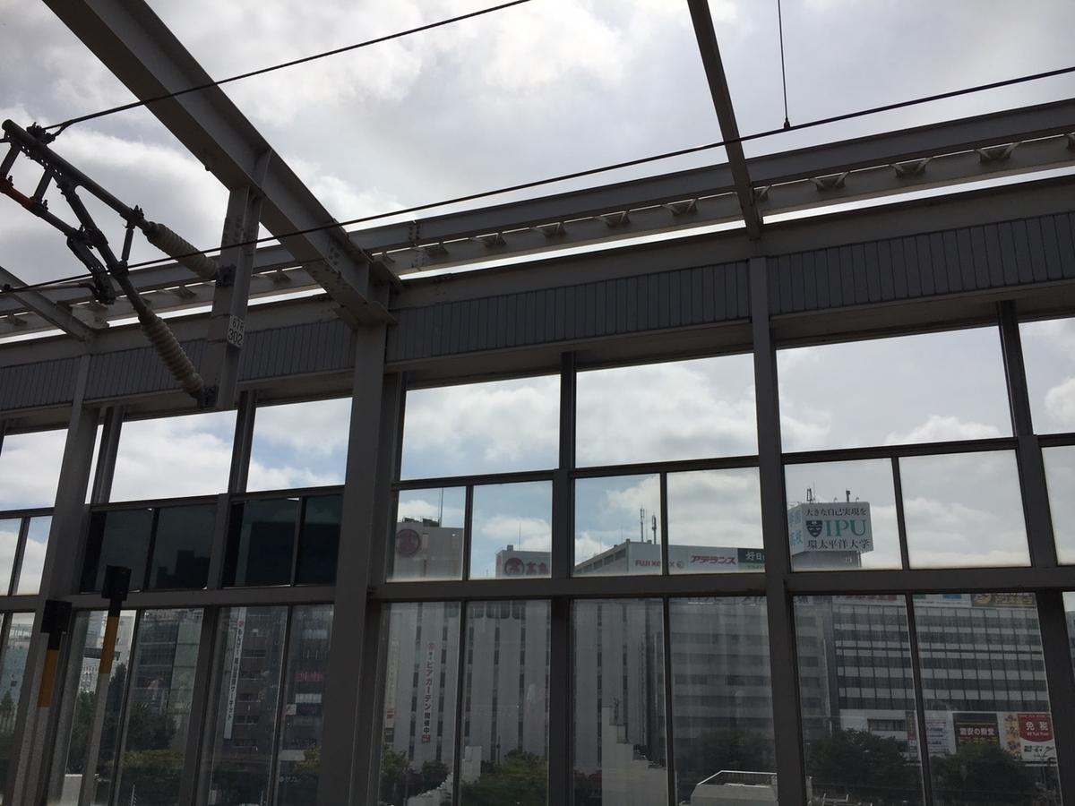 岡山駅の画像