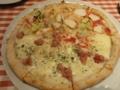 ピザが食べたくなったので新居浜のマルブンに行ってきました