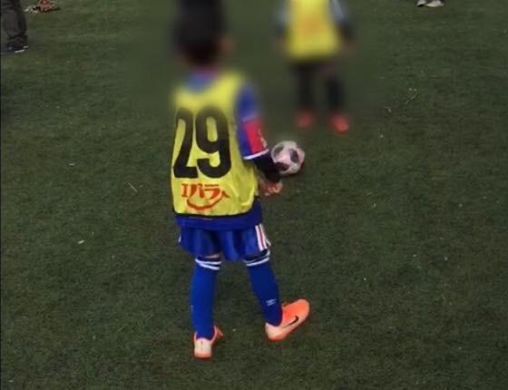 エバラキッズサッカーフェスタ2020
