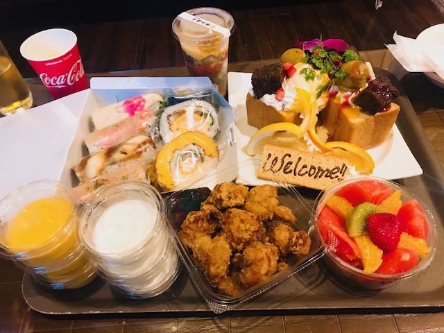 新宿伊勢丹の食料品フロアで買い出ししたもの