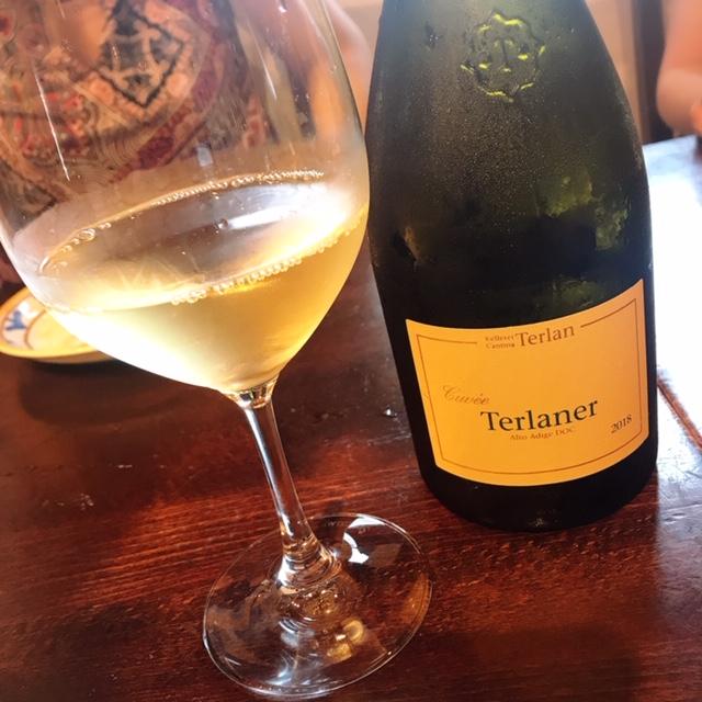 2本目の白ワイン