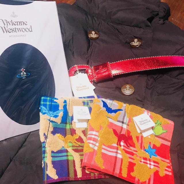 ヴィヴィアン・ウエストウッドのファミリーセールでの購入品