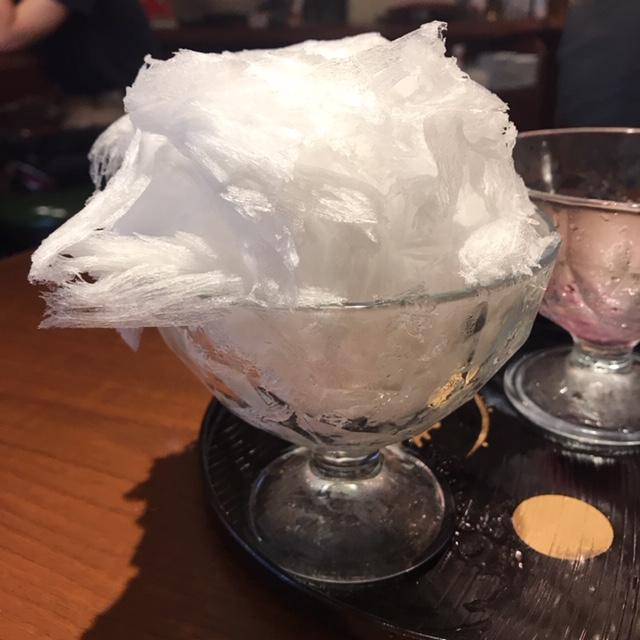 フレッシュミルキーの追い氷
