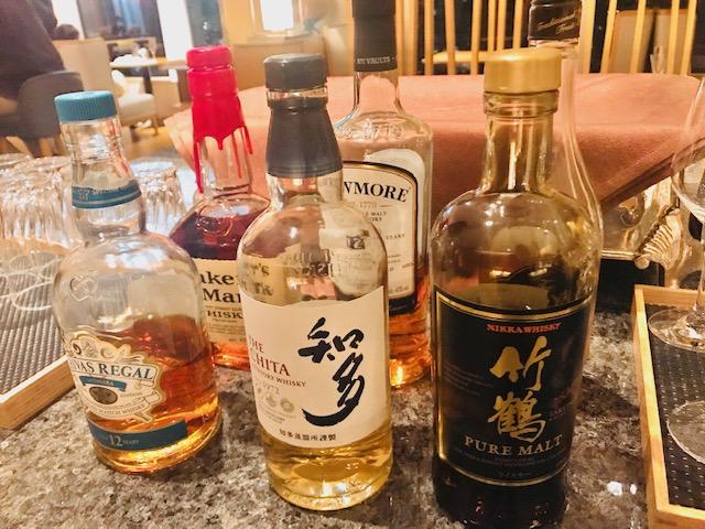 ウイスキーなどその他のアルコール飲料
