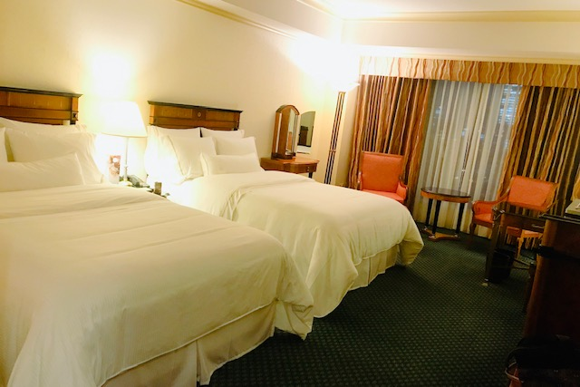 ウェスティンホテル東京 デラックスツイン