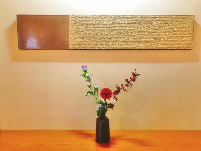 高輪 花香路:玄関