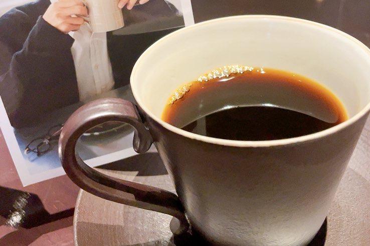 JOTARO SAITO CAFEのブレンドコーヒー