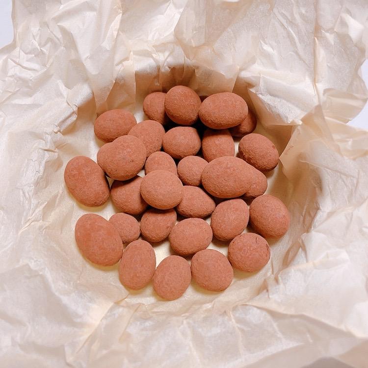 徳川家康をイメージしたチョコレート「不屈の者」