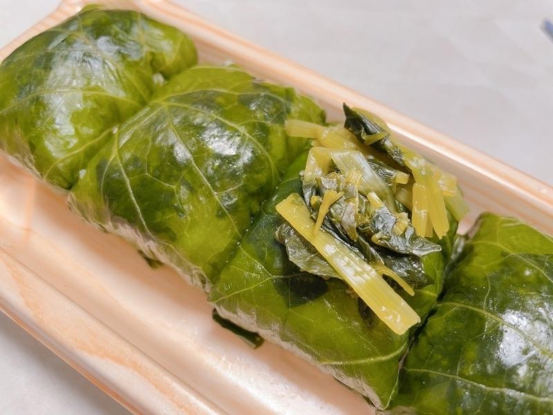 和歌山・赤玉の「わさび寿司」