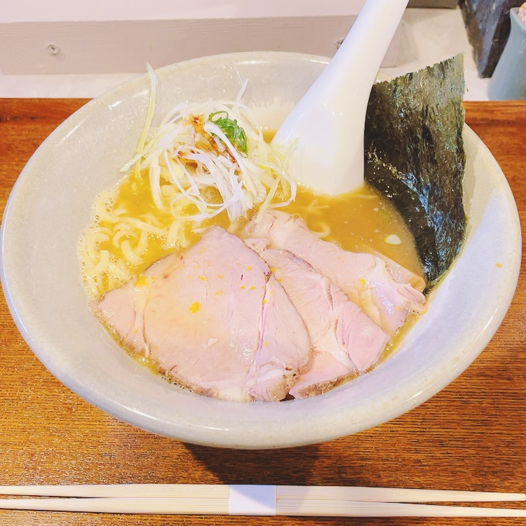 Homemade Ramen 青麦「らぁめん清濁」