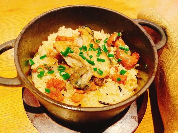 日本一の牡蠣ごはん