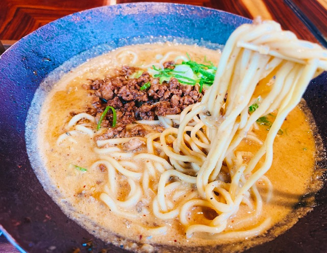 日比谷「TexturA」麺飯:担々麺