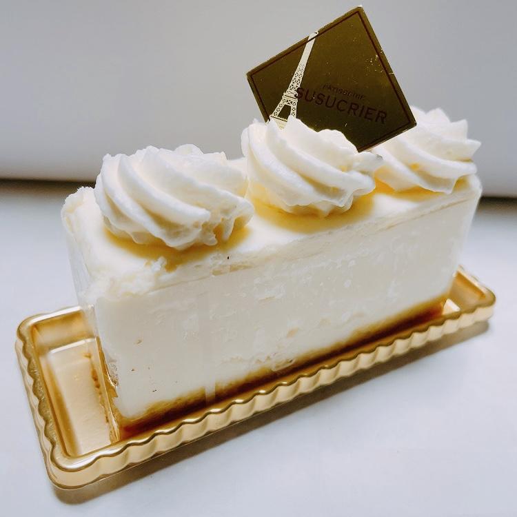 三軒茶屋「パティスリー シュシュクリエ」チーズ系ケーキ