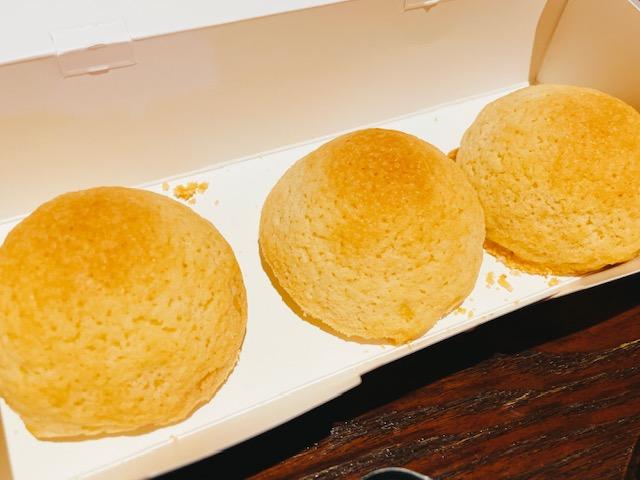 ベイクドチャーシューパオ 酥皮焗叉燒包 3個/680円