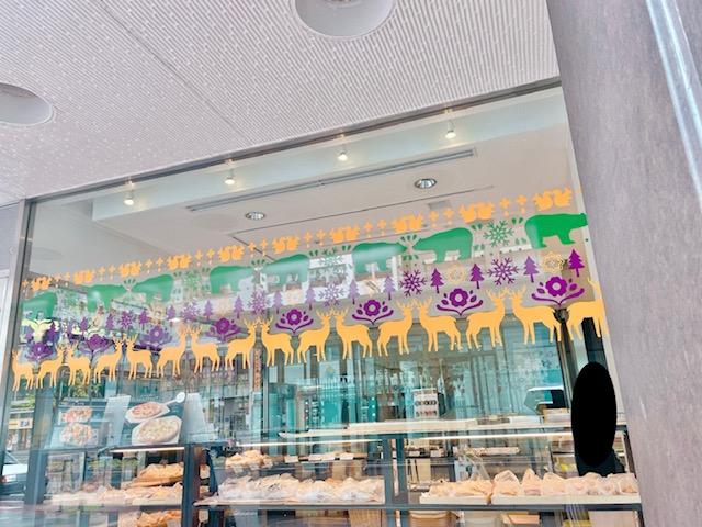 札幌グランドホテル「ザ・ベーカリー&ペイストリー」の外観