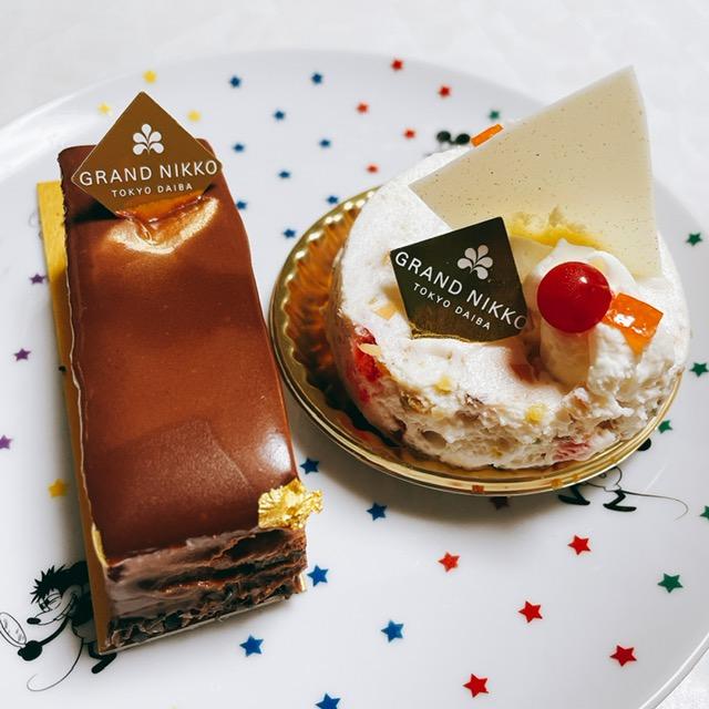 「Bakery & Pastry Shop」ショコラフランボワーズとモンテリマール
