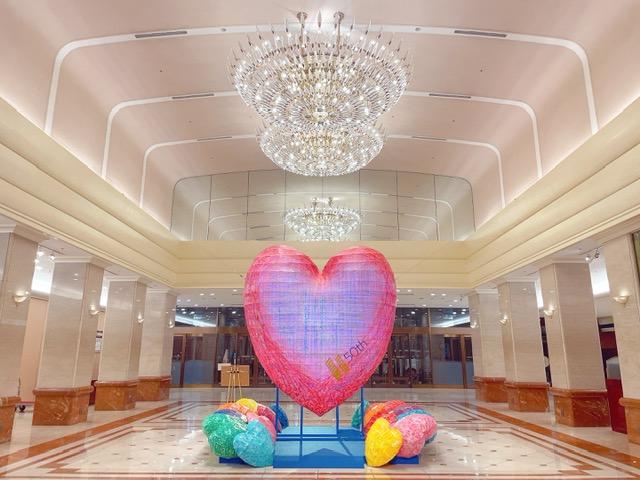 50周年を迎えた京王プラザホテル