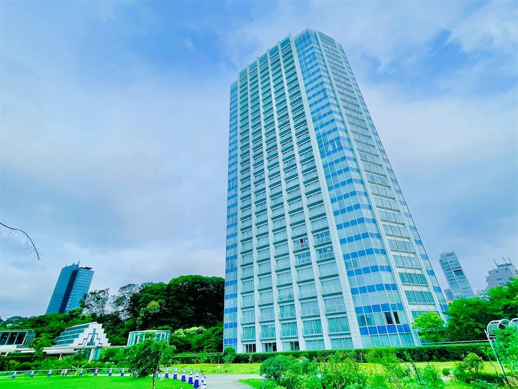 ザ・プリンスパークタワー東京(外観)