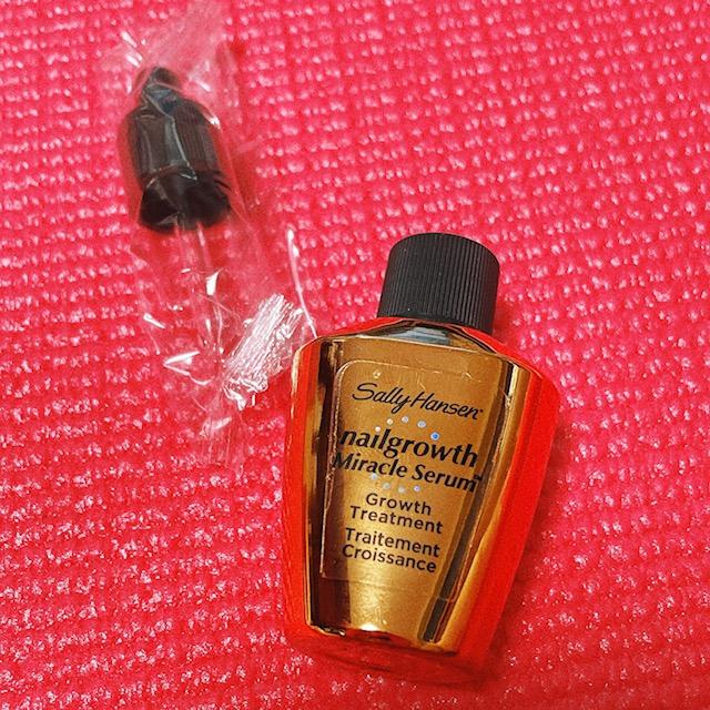 Sally Hansen, NailGrowth Miracle Serum, 0.37 fl oz (11 ml)