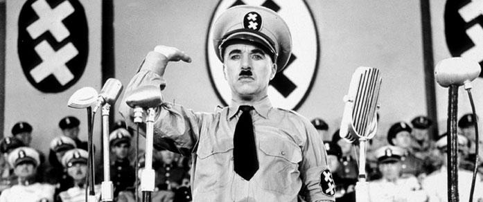 チャップリンの独裁者(The Great Dictator)