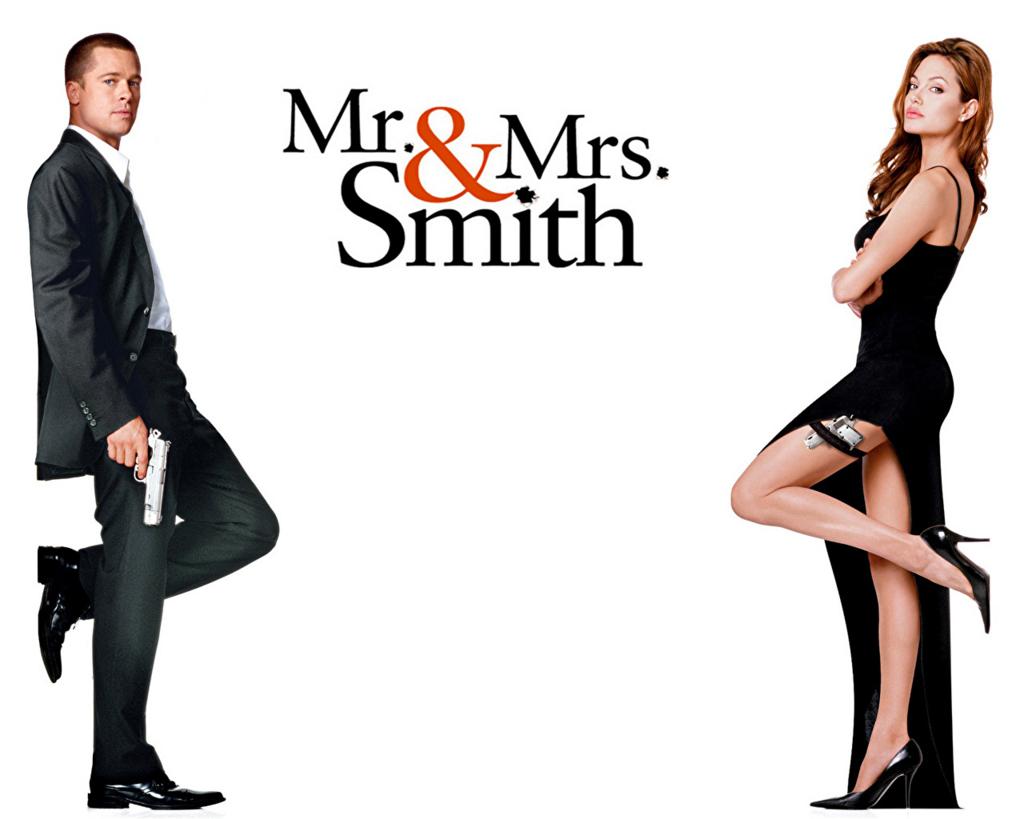 映画】「Mr.&Mrs. スミス(Mr. & Mrs. Smith)」(2005年) 観ました ...
