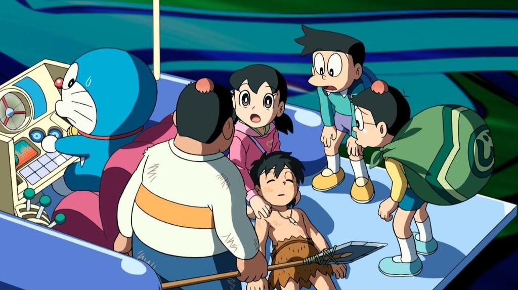 ドラえもん 新・のび太の日本誕生
