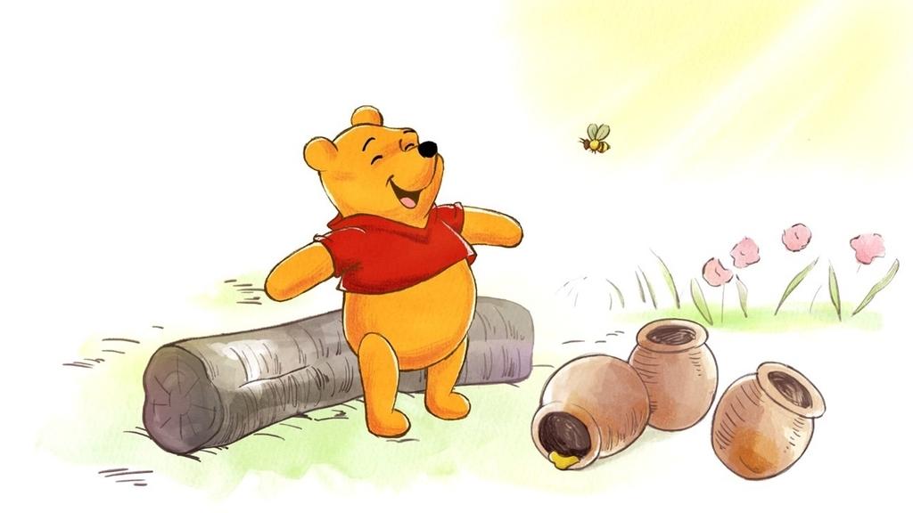 クマのプーさんの名言