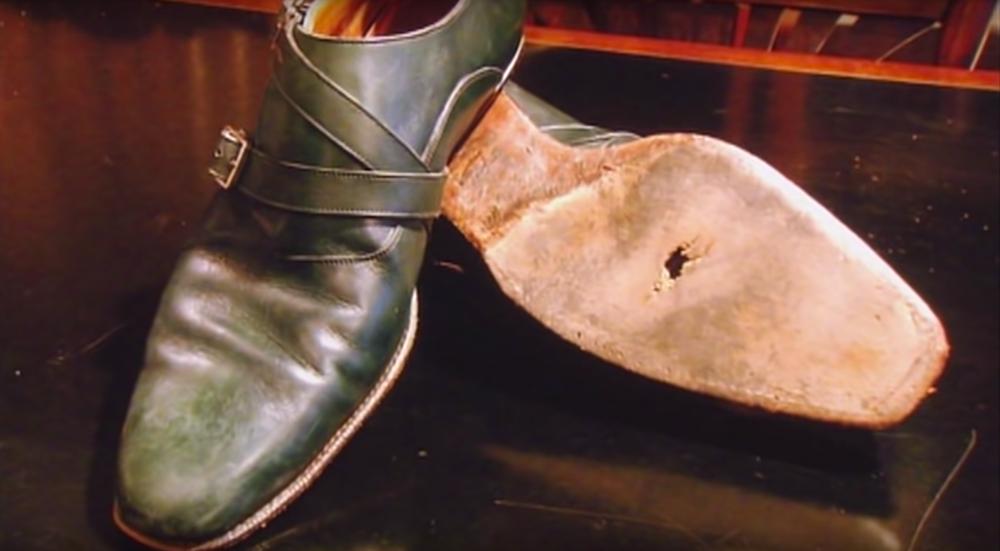 修理、魅せます。第六回「靴」