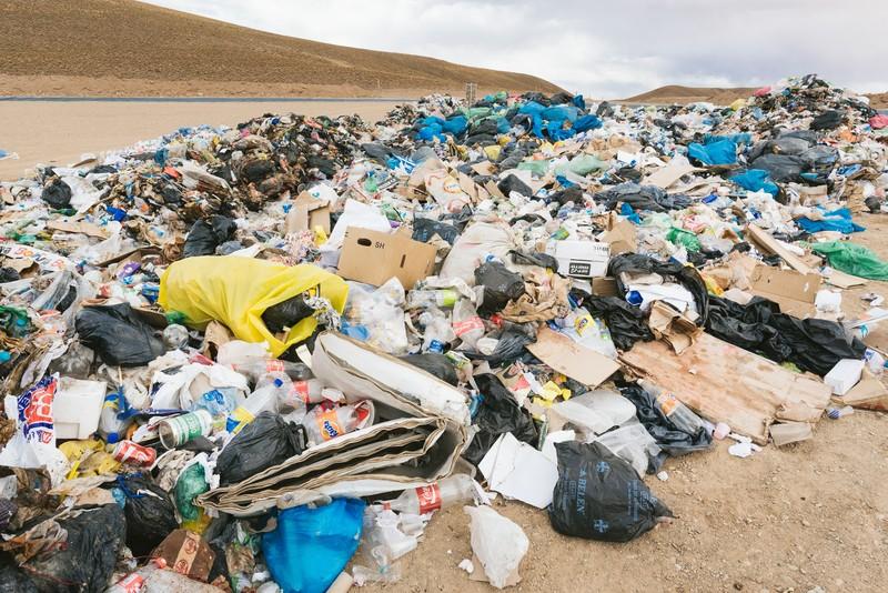 マイクロ・プラスチック問題