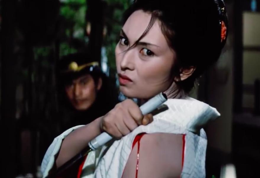 修羅雪姫,梶芽衣子