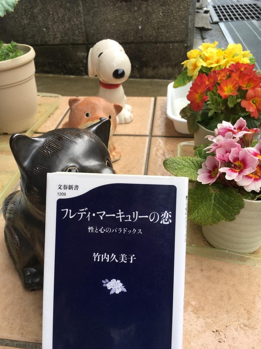 フレディ・マーキュリーの恋 性と心のパラドックス,竹内久美子
