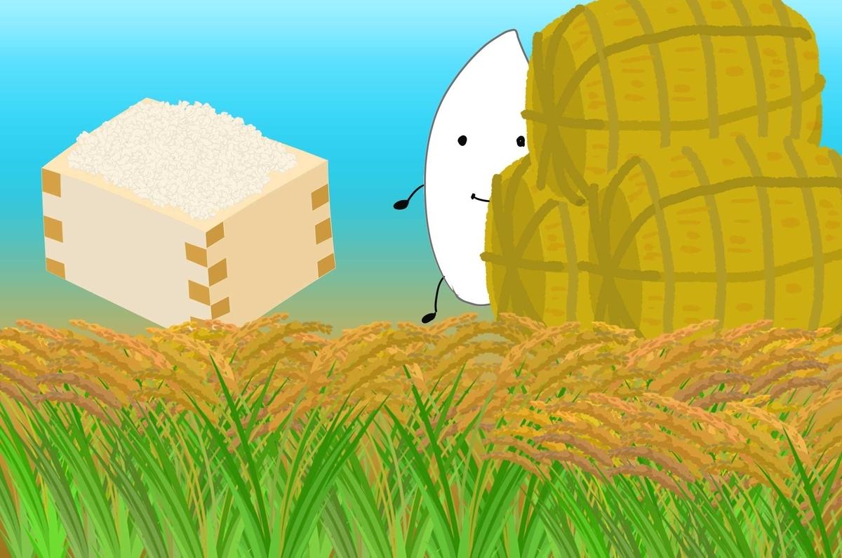 低炭素社会でお米が拗ねる