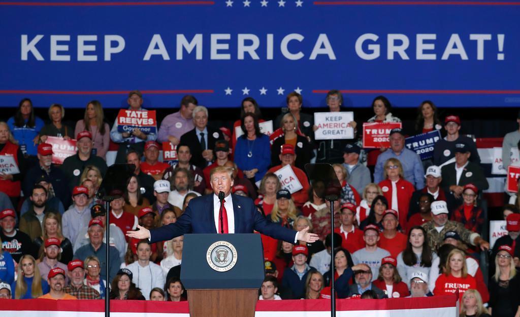 事実は小説より奇なりを地で行くアメリカ大統領選挙2020