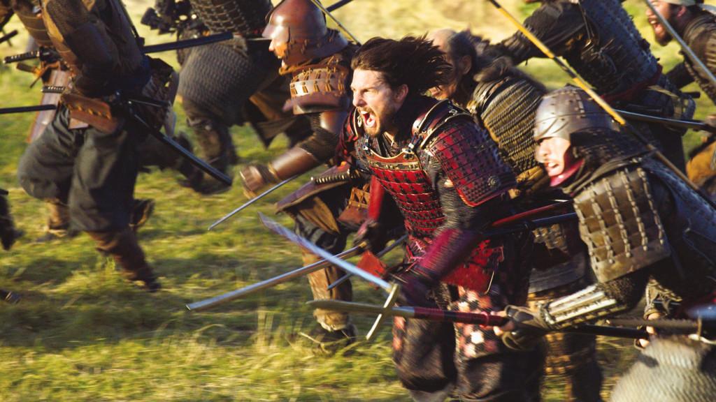 ラスト・サムライ,The Last Samurai