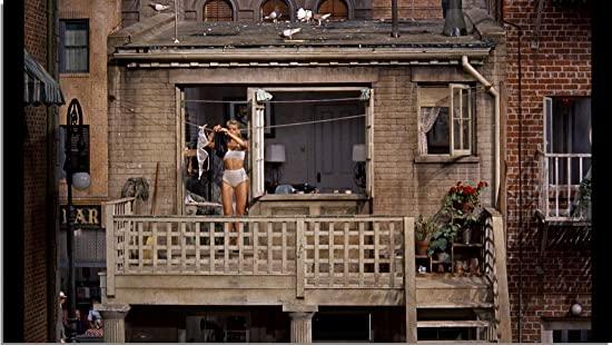 裏窓,Rear Window,ヒッチコック