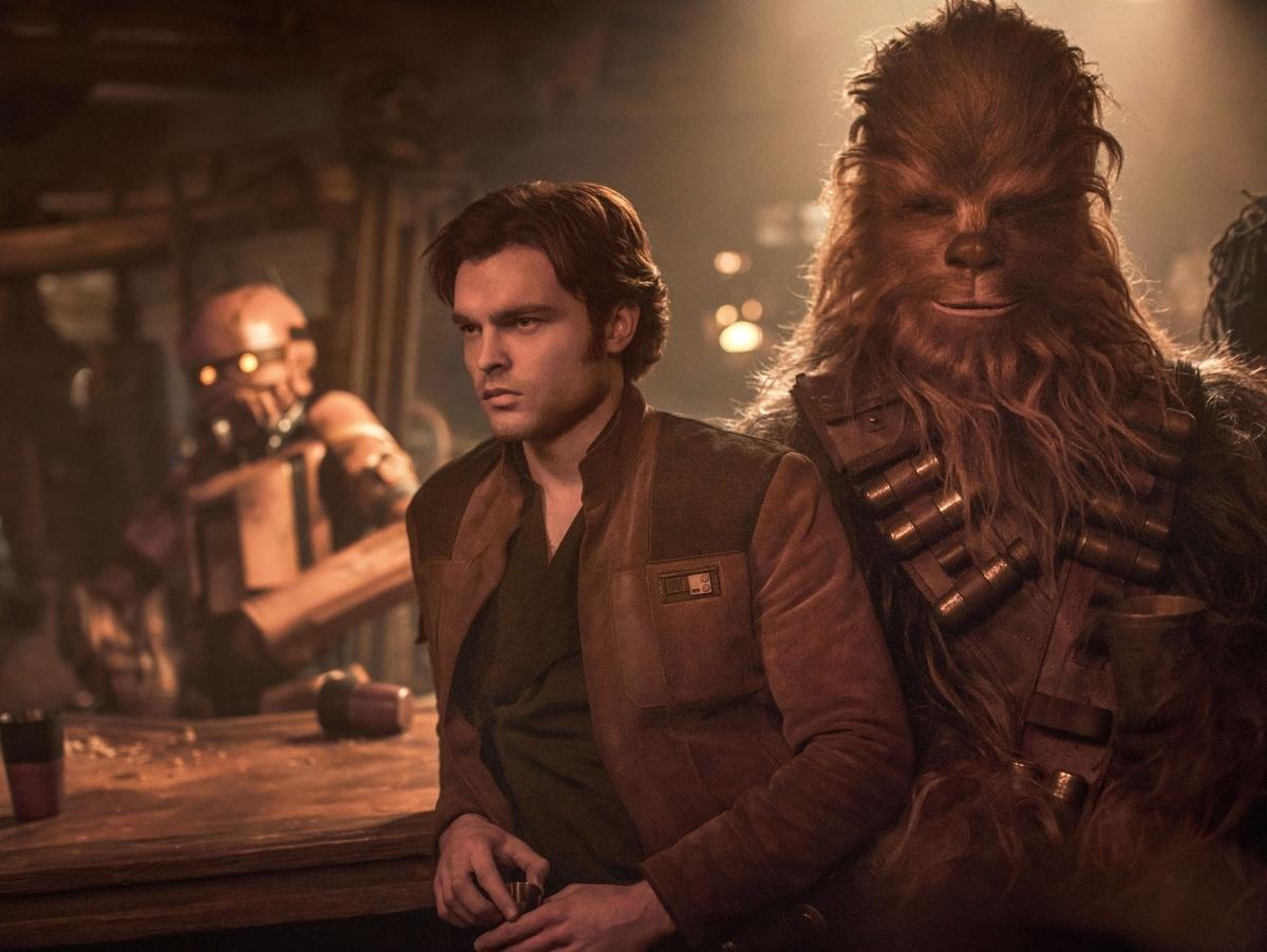 ハン・ソロ/スター・ウォーズ・ストーリー,Solo: A Star Wars Story