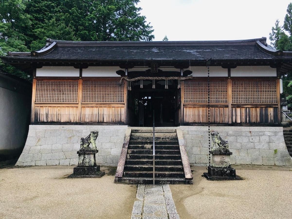 厳島神社(いつくしまじんじゃ)大阪府枚方市の神社