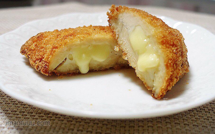 セブンイレブンのチーズチキンフライ