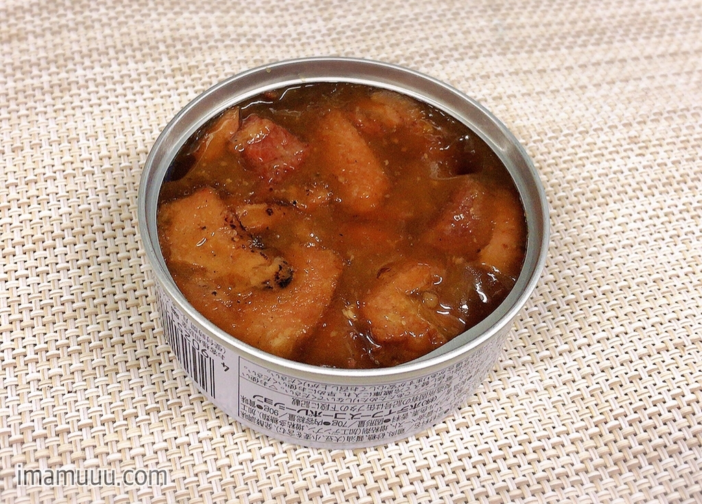 ホテイの焼き鳥缶詰たれ味