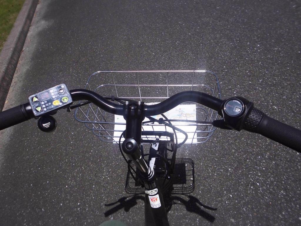 糸島のレンタサイクル(電動自転車)