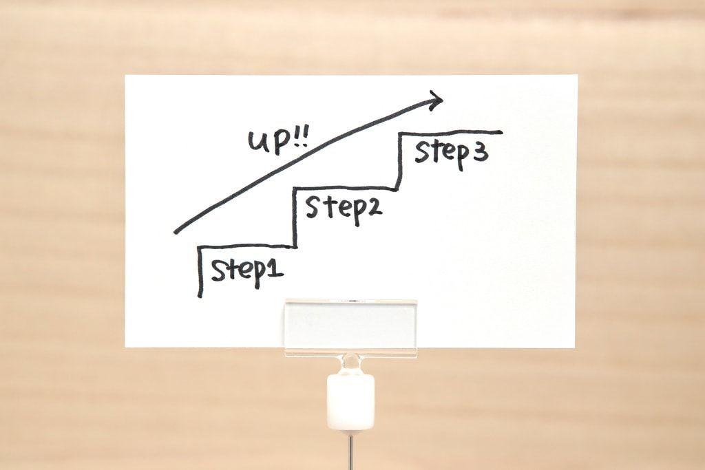 仲良くなるための3つのステップ