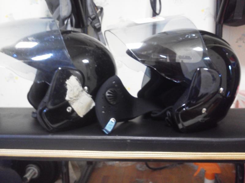 マルシン セミジェットヘルメット M-510