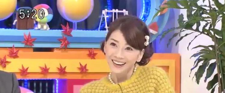 君島十和子さん(50歳)