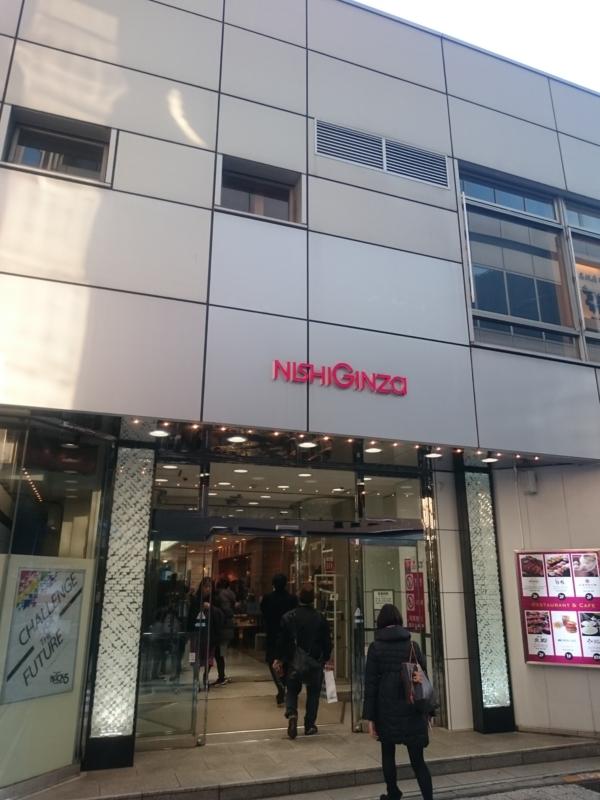 NISHIGINZA