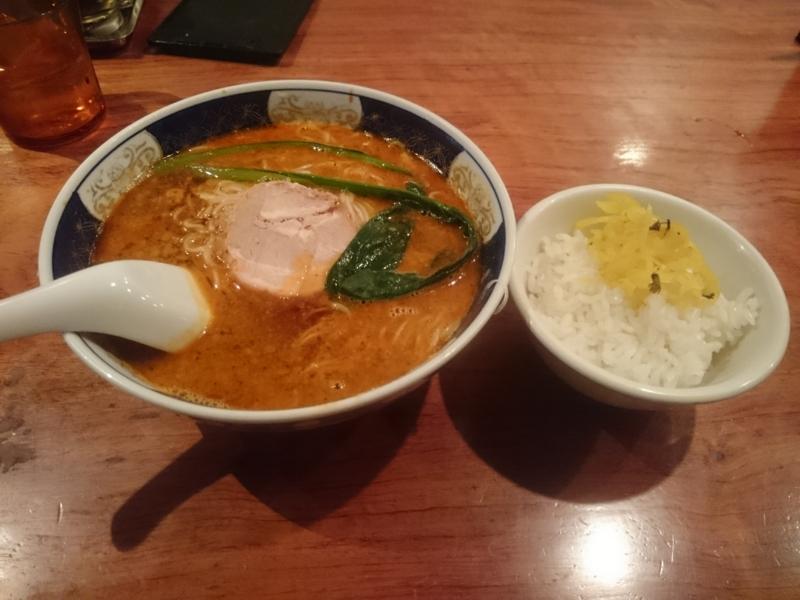担々麺(だんだんめん)